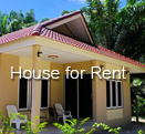 New House for long/shot term rental, Aonang Krabi Thailand